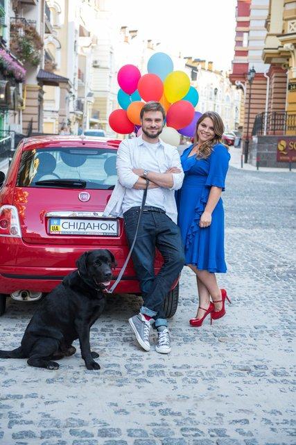 Неля Шовкопляс и Егор Гордеев - новые ведущие