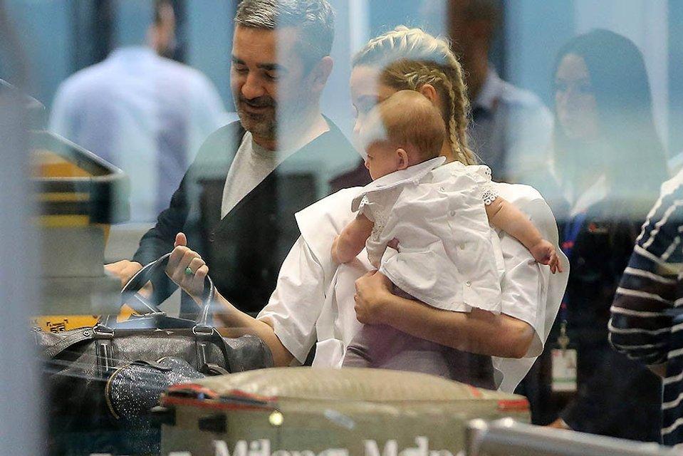 Марийон Котийяр показала 6-месячную дочь - фото 77222