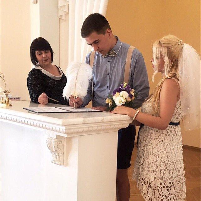 """Участники шоу """"Сюрприз, сюрприз!"""" поженились - фото 71289"""