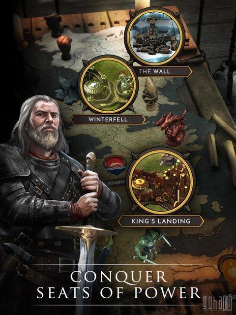 Игра престолов: Анонсирована мобильная игра по мотивам сериала - фото 71417