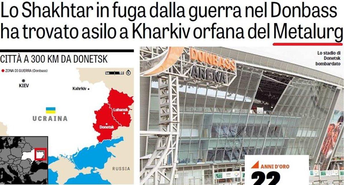 Популярная в Италии спортивная газета назвала Крым российским - фото 73546