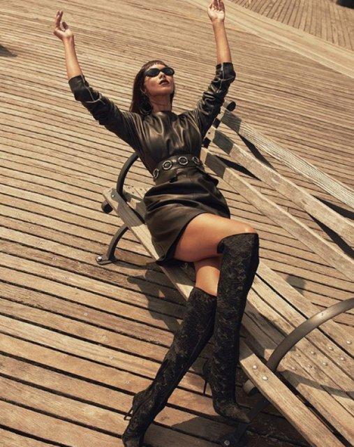 Лаис Рибейро поразила красотой в фотосете IRIS covet book  - фото 75112