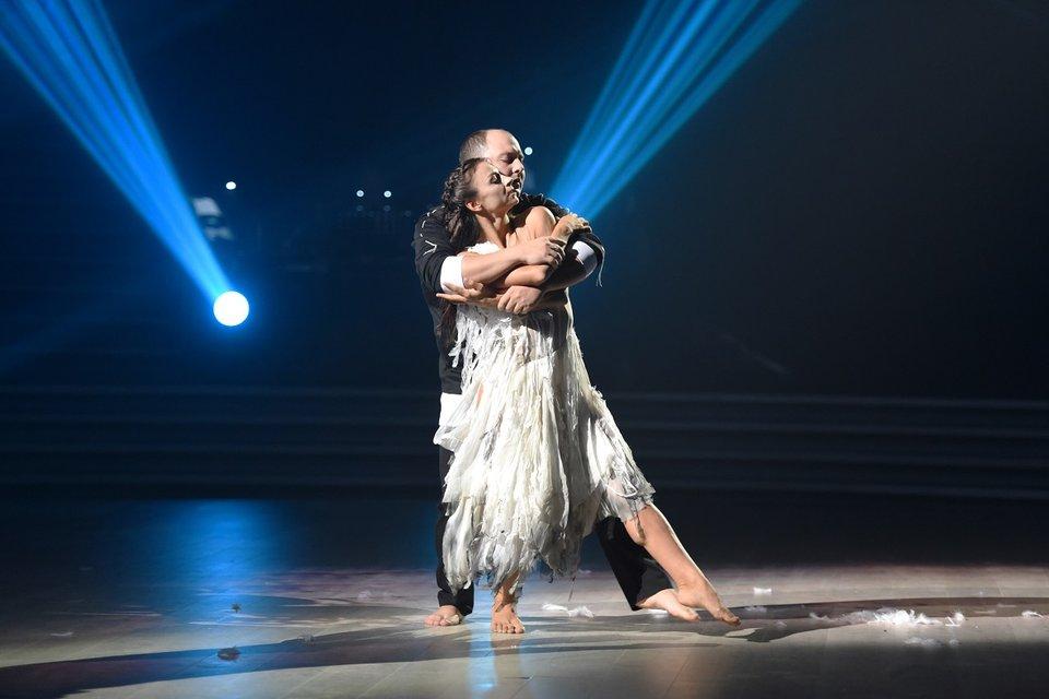 Танці з зірками 2017: Юрий Ткач и Илона Гвоздева - фото 75543