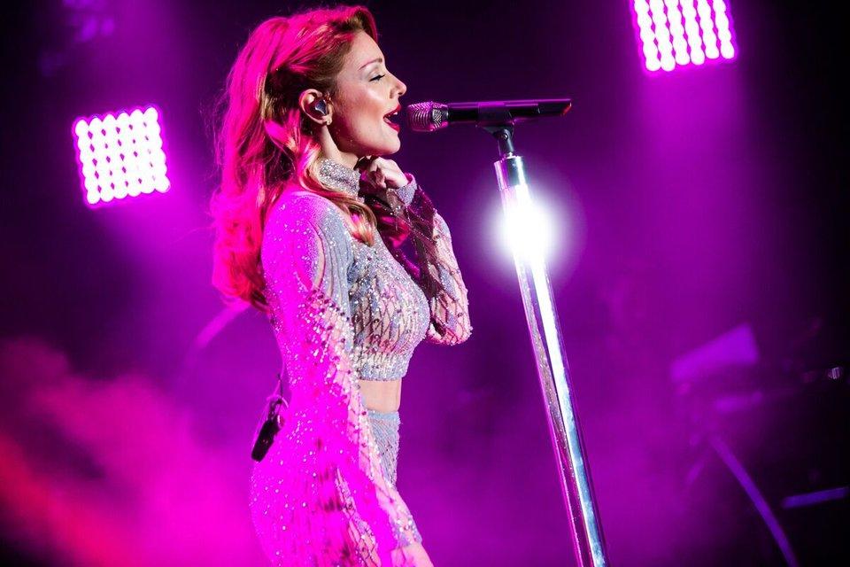 Тина Кароль даст в Киеве семь сольных концертов подряд - фото 77136