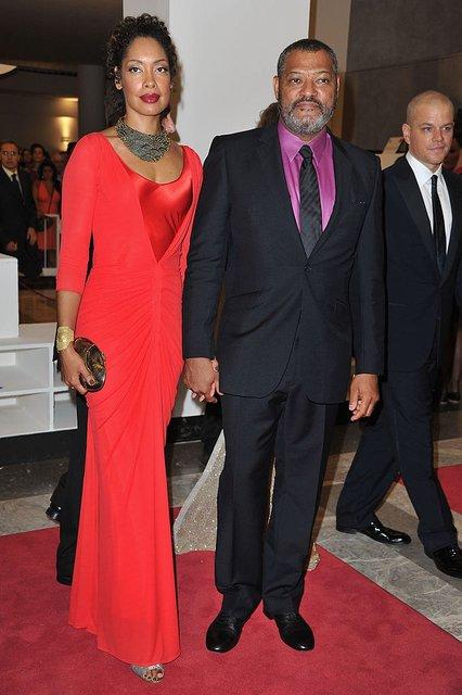 Лоуренс Фишборн и Джина Торрес разводятся после 14 лет брака - фото 75526
