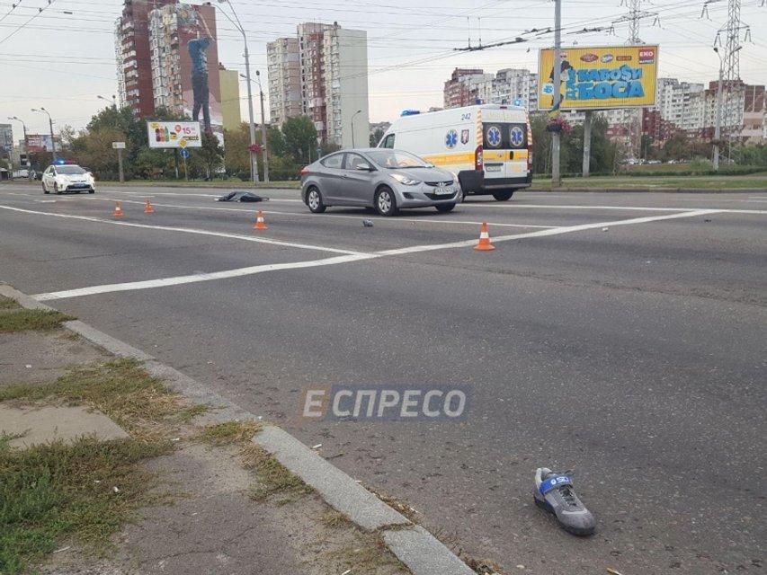 Джип насмерть сбил велосипедиста - фото 76183