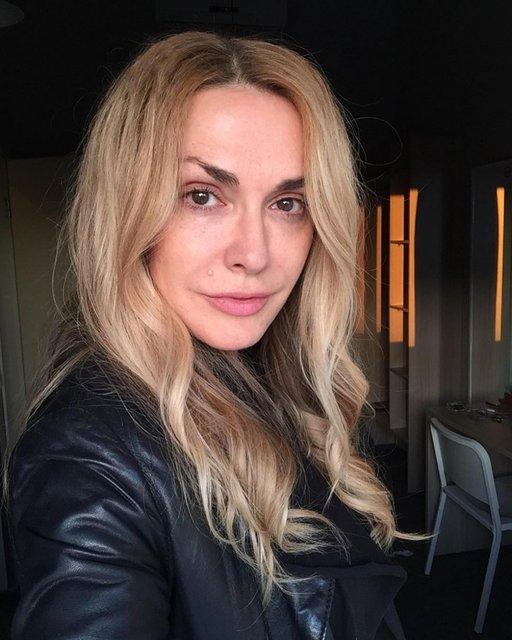 Как выглядит Ольга Сумская без макияжа (фото) - фото 77395