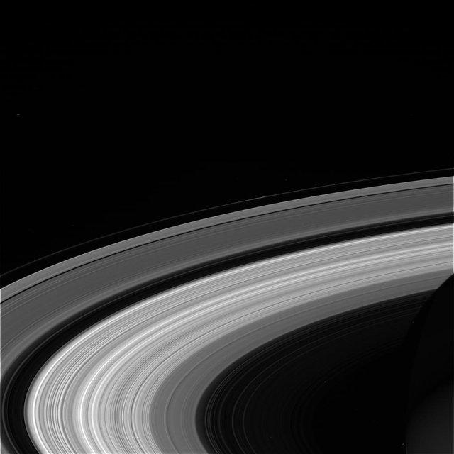 Прощай: Зонд Кассини сгорел в атмосфере Сатурна - фото 74220
