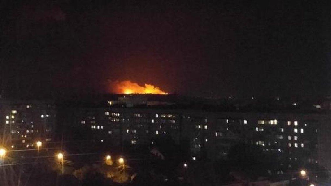 ГСЧС отчиталось о 30 тыс эвакуированных и гашении четырех пожаров: фото, видео (обновлено) - фото 76725