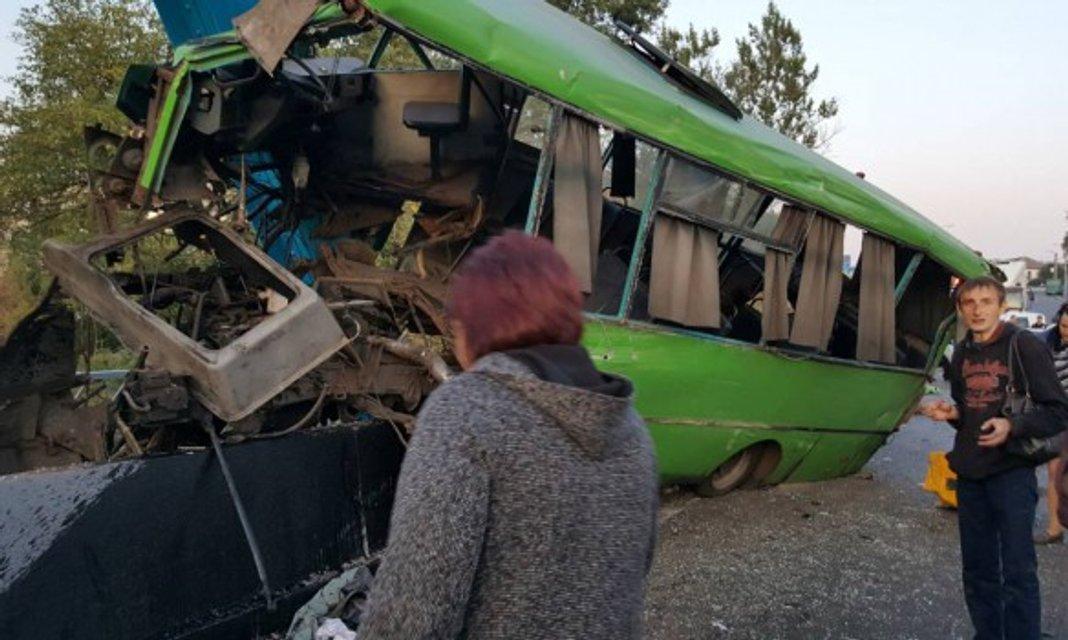 В Харьковской области 23 человека пострадали в ДТП - фото 76437