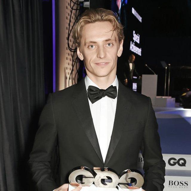 Украинский артист балета Сергей Полунин получил престижную награду в Лондоне - фото 71772