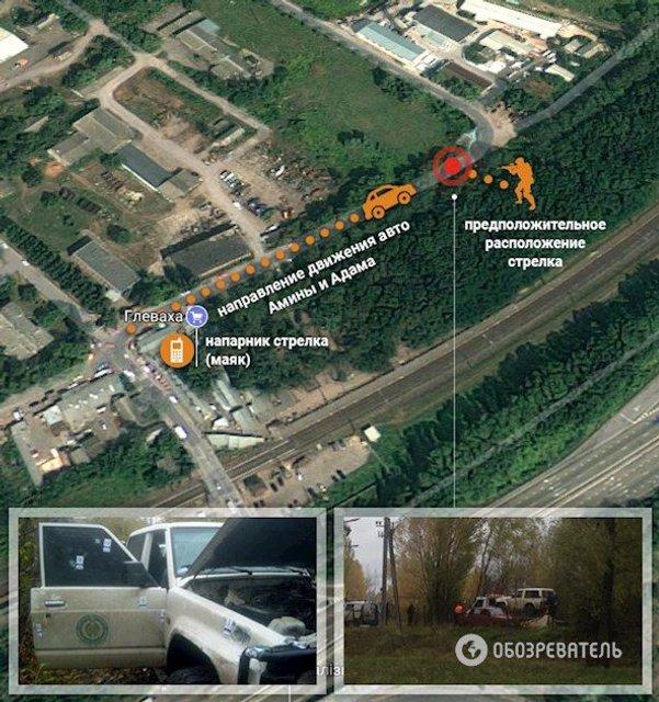 Убийство Амины Окуевой: в прокуратуре рассказали новые подробности расстрела - фото 86366