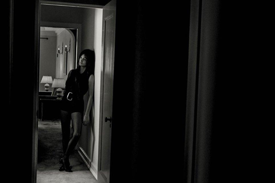 Пенелопа Крус снялась в чувственном интервью для глянца - фото 78964