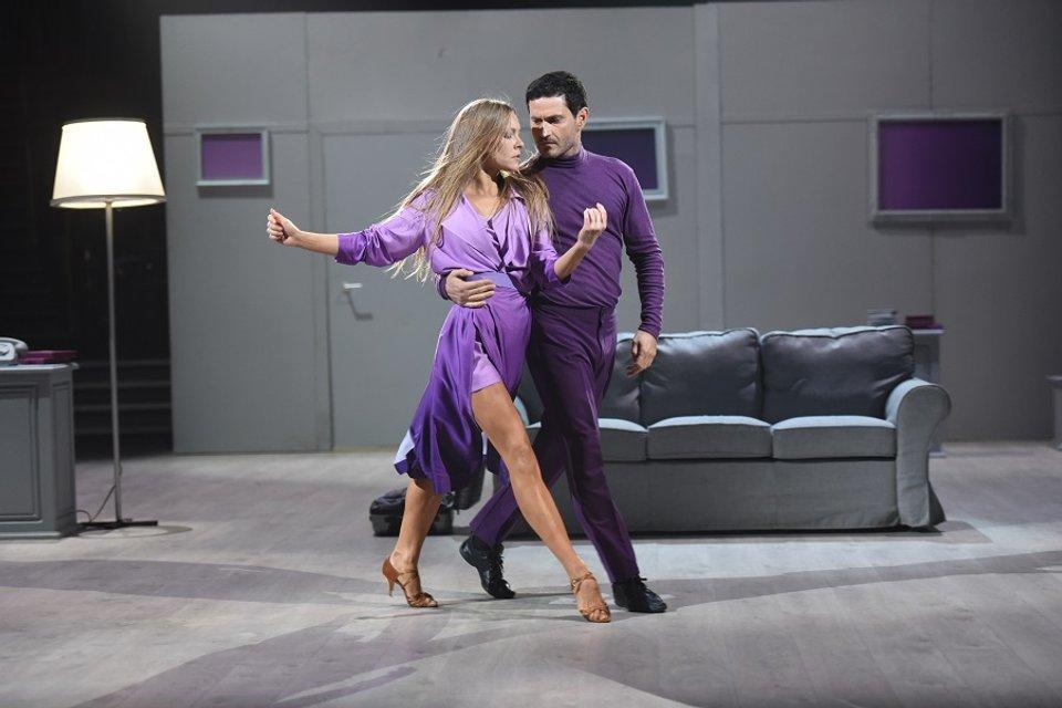 Финал Танцівз зірками 2017 - Алена Шоптенко и Ахтем Сеитаблаев - фото 85294