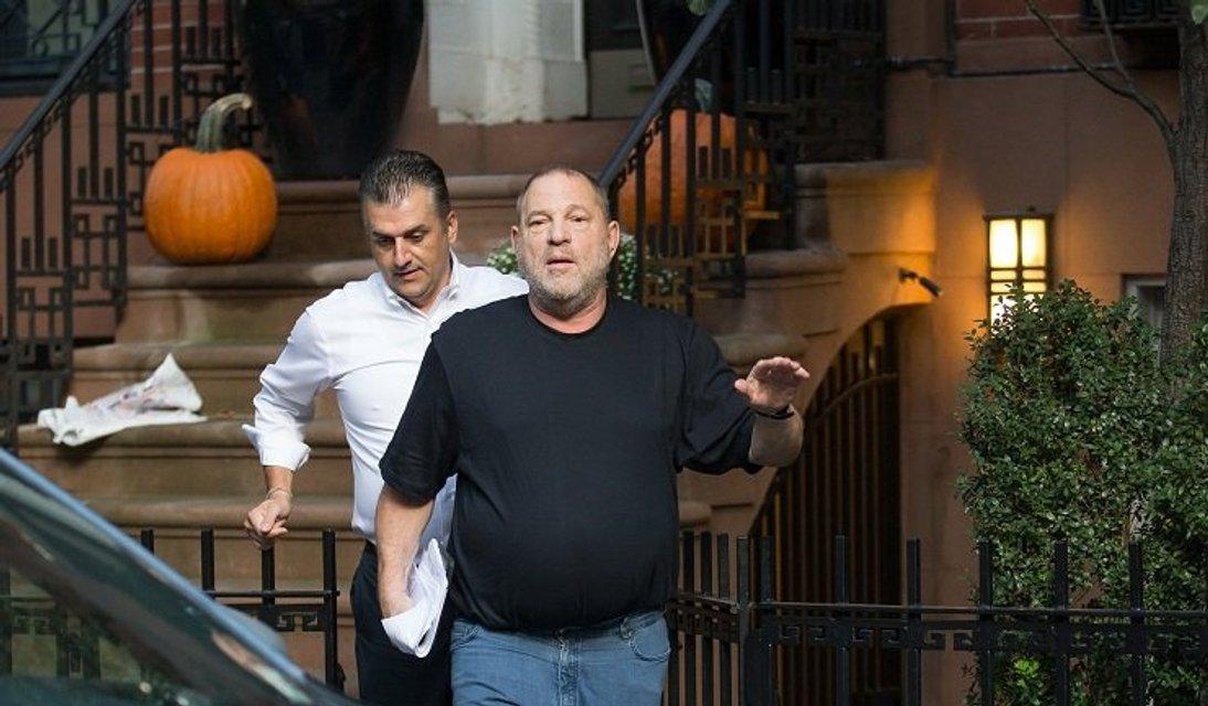 Скандальный Харви Вайнштейн подал в суд на собственную компанию - фото 85390
