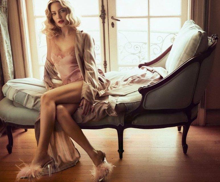 Кейт Хадсон поразила красотой в смелой фотосессии - фото 83629