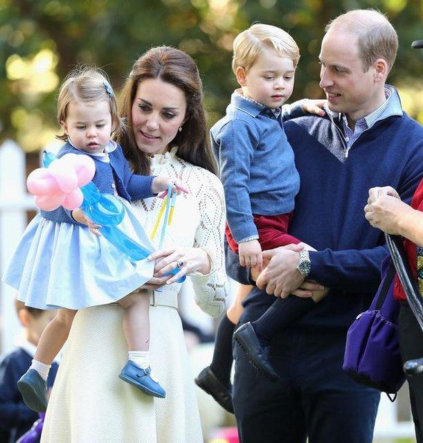 Принц Уильям и Кейт Миддлтон назвали дату рождения третьего ребенка - фото 82423