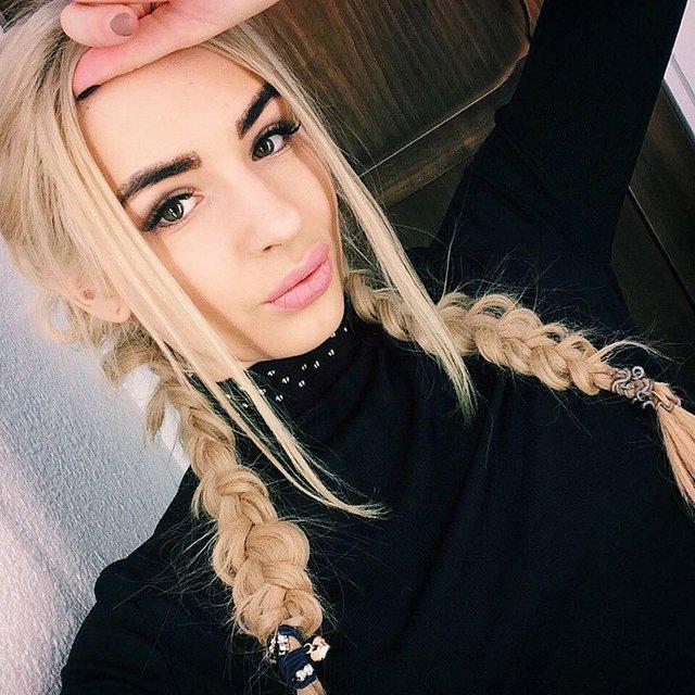 Топ-модели по-украински 4 сезон - Лиза Доронько - фото 84093