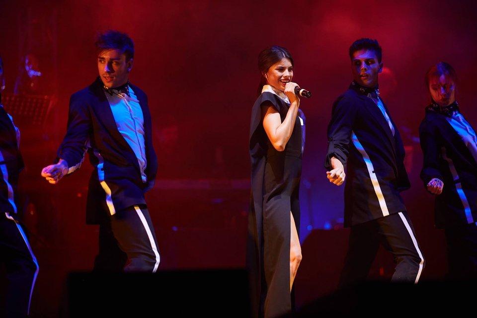 Украинские звезды спели хиты Майкла Джексона (фото) - фото 78726