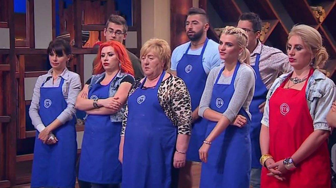 МастерШеф 7 сезон 15 выпуск первая победа синих - фото 82290