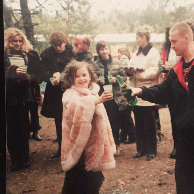 Мария Яремчук показала редкие фото с детства - фото 80538