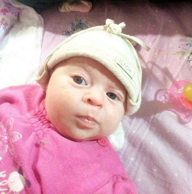 Похищенная двухмесячная девочка  - фото 83341