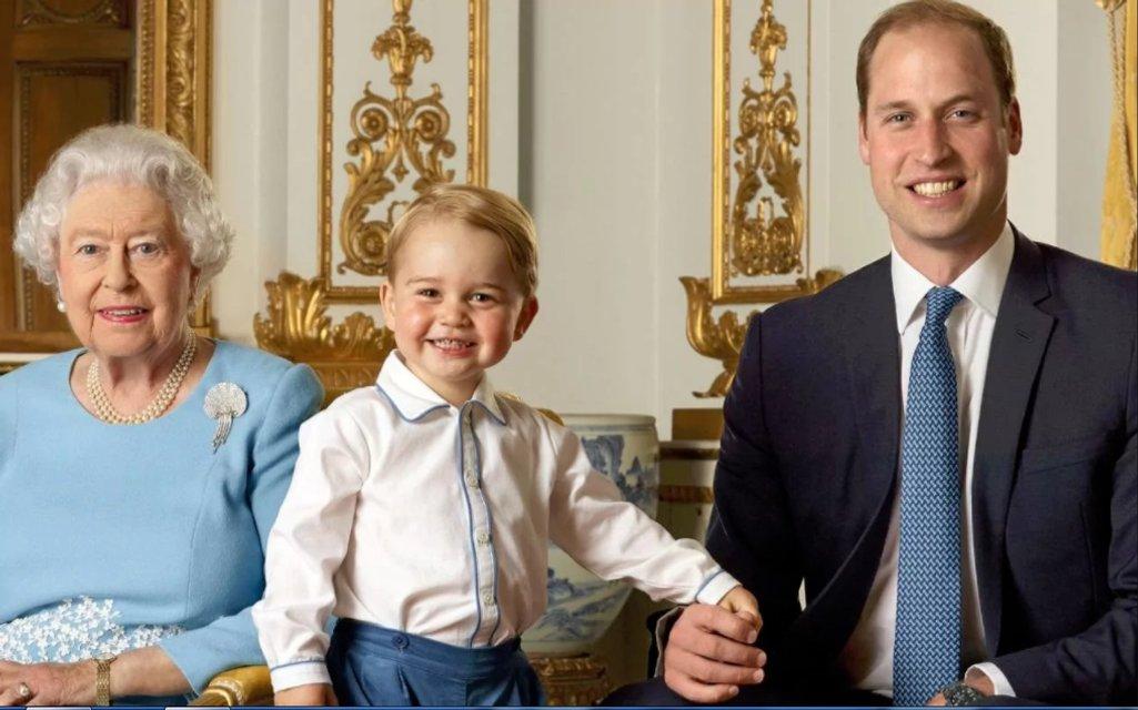 Что принц Джордж больше всего любит смотреть по телевизору - фото 82442