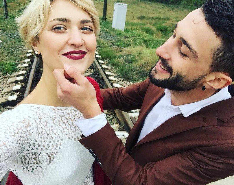 Первое фото Веры и Романа - фото 82160