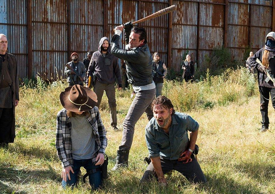 Ходячие мертвецы 8 сезон: дата выхода серий нового сезона - фото 84546