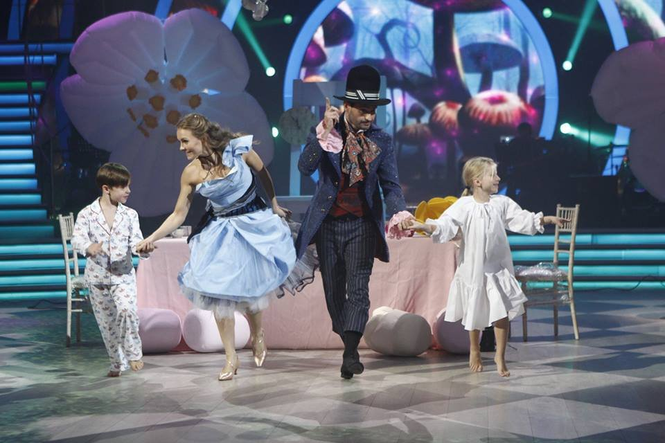 Танці з зірками 2017: кто прошел в финал - Алена Шоптенко и Ахтем Сеитаблаев - фото 83831