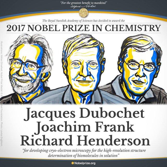 Нобелевскую премию по химии получили сразу 3 ученных - фото 78662
