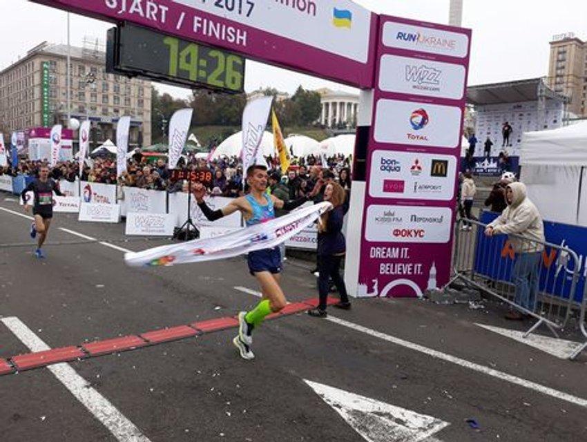 Смертельный марафон в Киеве - фото 79789