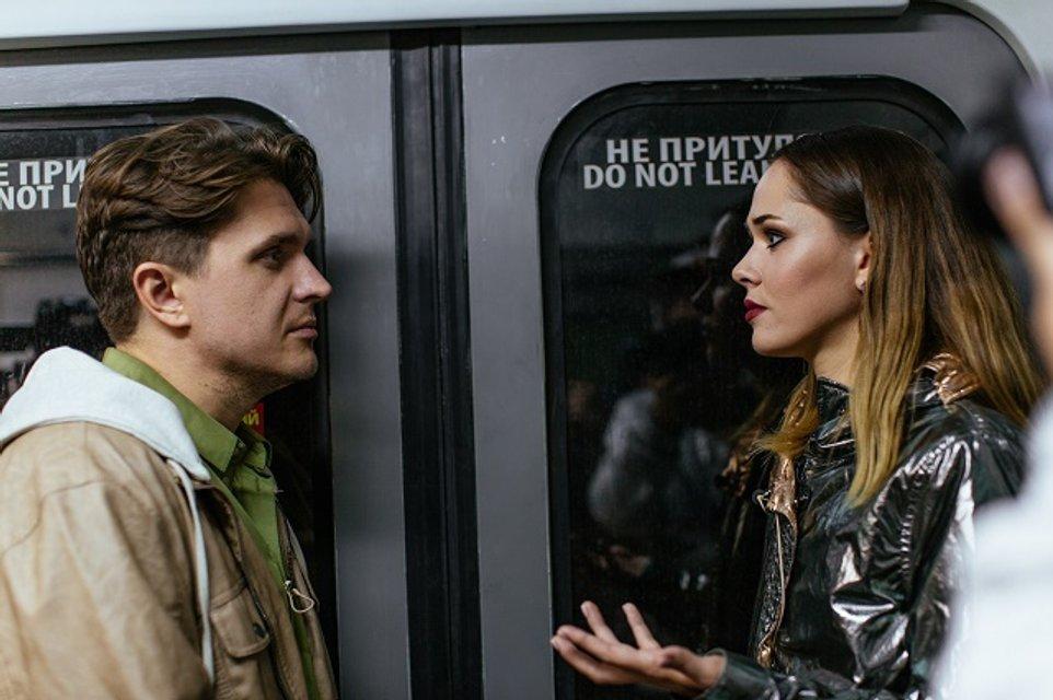 Юлия Санина и Анатолий Анатолич в программе