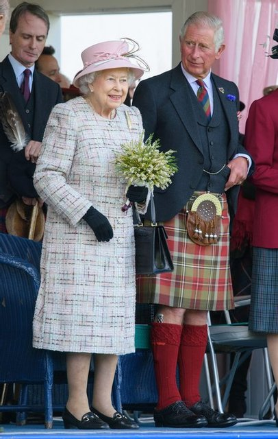 Королева Елизавета II передала полномочия принцу Чарльзу - фото 81489