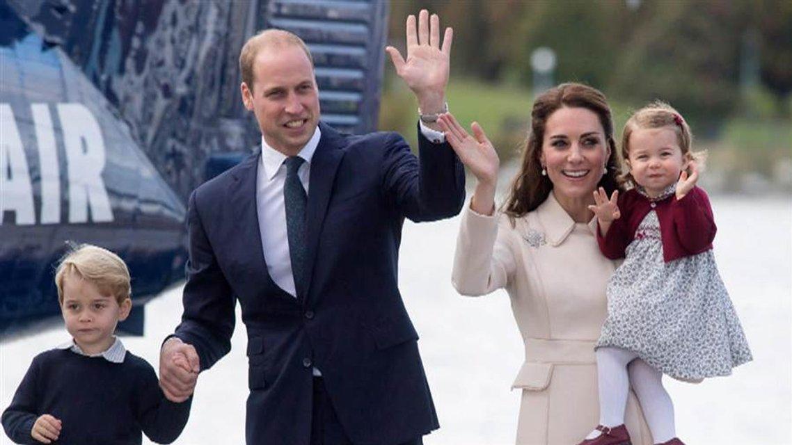 Кейт Миддлтон и принц Уильям анонсируют визит в Скандинавию - фото 85473
