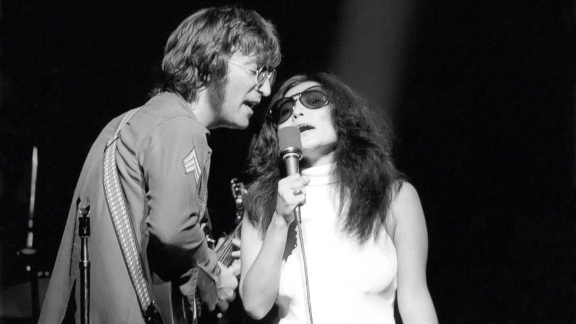 История любви Джона Леннона и Йоко Оно - одна душа на двоих и пять выстрелов в спину - фото 79829