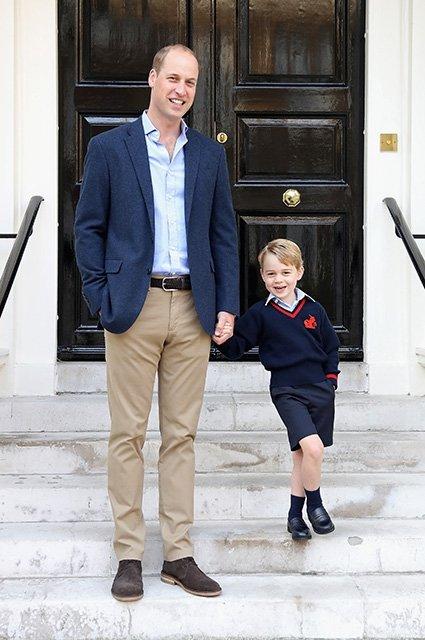Что принц Джордж больше всего любит смотреть по телевизору - фото 82438