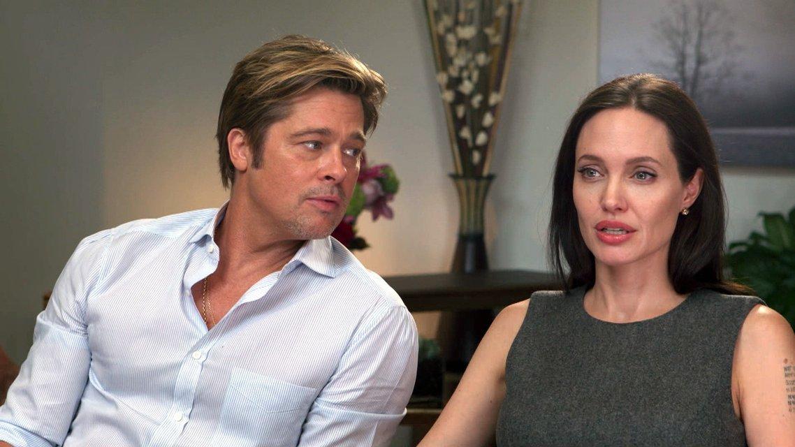 12 лет ада: Брэд Питт шокировал заявлением о браке с Анджелиной Джоли - фото 84932