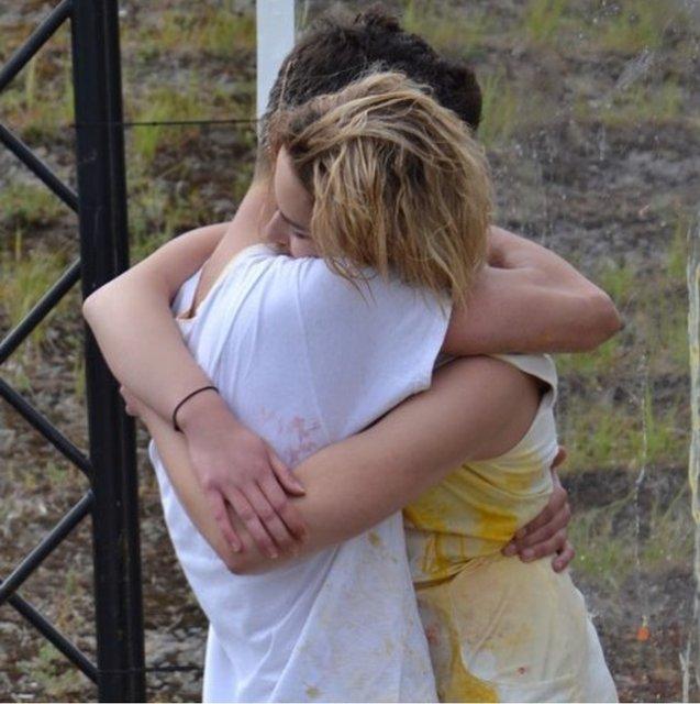 Топ-модель по-украински 4 сезон 7 выпуск Прощание Макса и Лизы - фото 81565