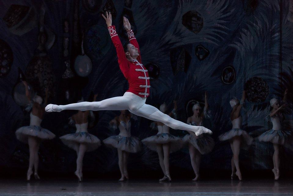 Стоянов и Кухар провели благотворительный балет, собравший аншлаг - фото 78062