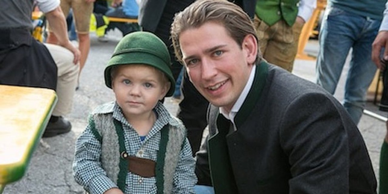 Себастьян Курц: Биография самого молодого канцлера Австрии и секрет его успеха - фото 82072