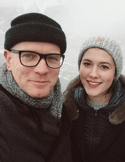 Эван МакГрегор и Мэри Элизабет Уинстэд уже полгода живут вместе - фото 83682