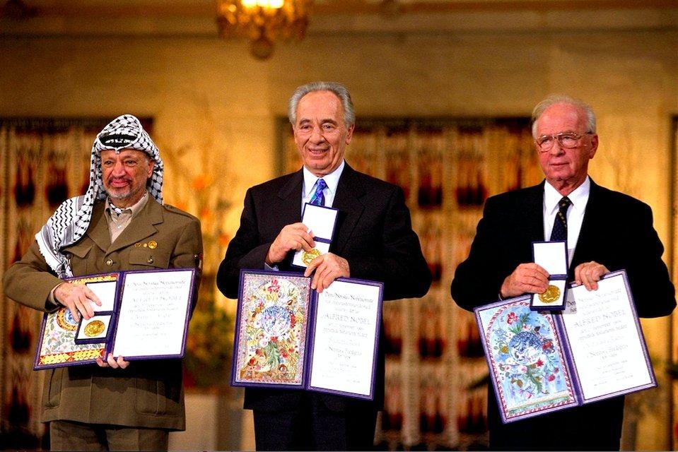 Лауреаты Нобелевской премии мира - фото 77776