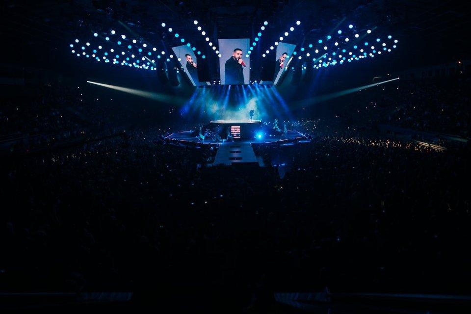 Концерт MONATIK - фото 83411