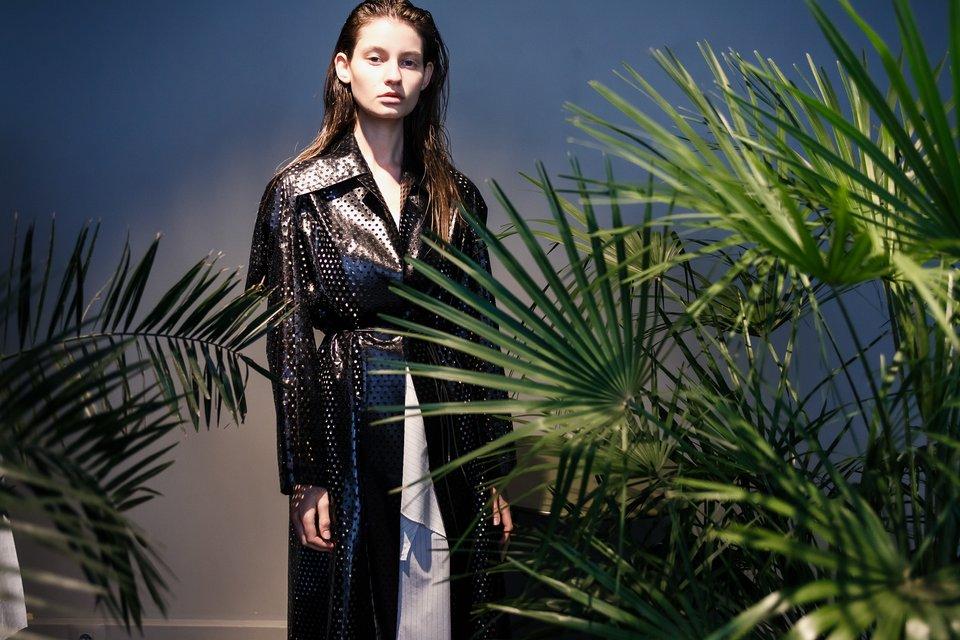 Лилия Литковская и Алан Бадоев произвели фурор на Парижской неделе моды - фото 78051