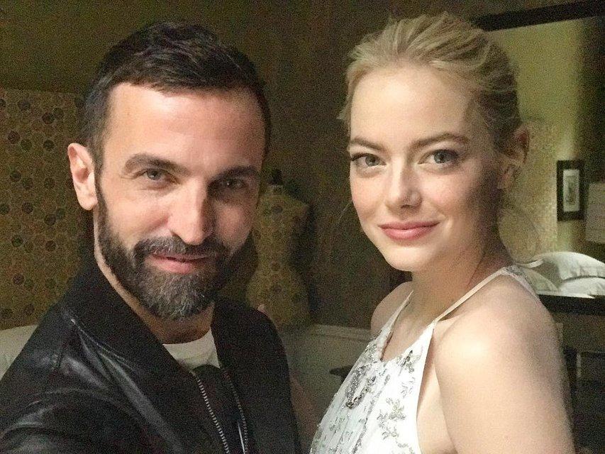 Эмма Стоун стала лицом Louis Vuitton - фото 80190