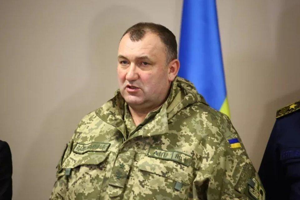 Генерал-лейтенант Павловский - фото 80713