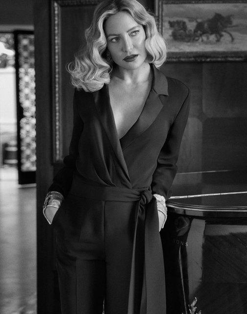 Кейт Хадсон поразила красотой в смелой фотосессии - фото 83622
