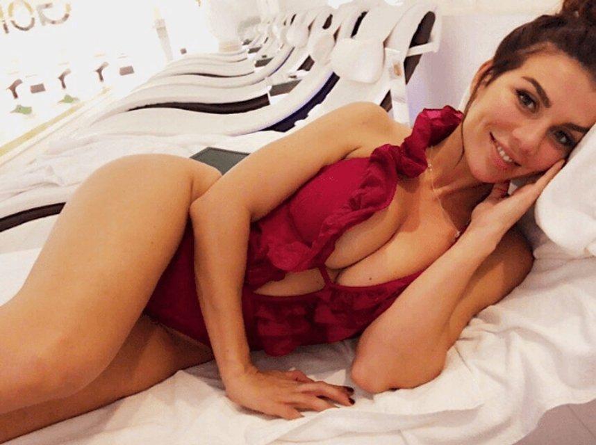 Анна Седокова в соблазнительном белье опубликовала интимные фото - фото 78234