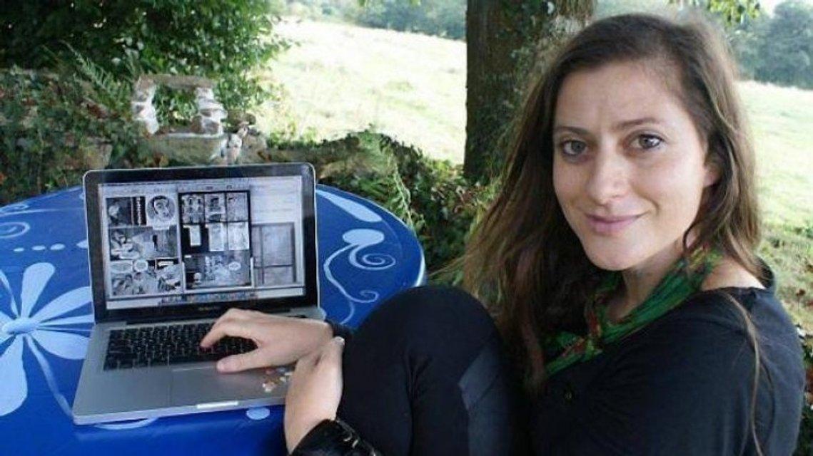 Анджелина Джоли вместе с украинкой сняли мультфильм для взрослых - фото 78155